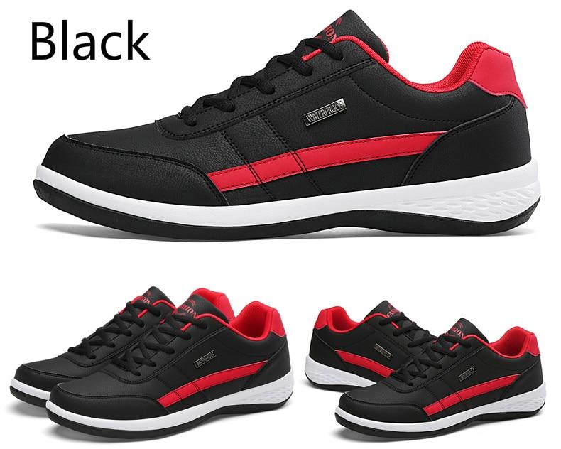 black  Fashion Men Sneakers for Men Casual Shoes HTB1uw5VX2fsK1RjSszbq6AqBXXa7