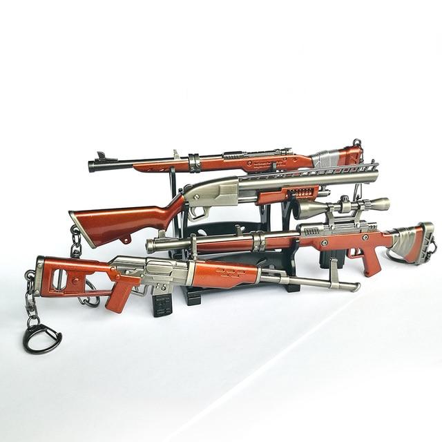 Arme Porte Jouet Jeu Modèle Accessoires En Gun Clés Dropshipping Dans Royale Métal Battle Fortnite Fornite Actionamp; Figurines 7f6Ybgy