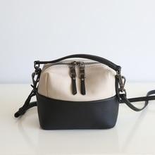 2018 Hot Sale 100% Genuine Leather Women's Messenger High Quality Vintage Handbag Shoulder Bag Female Crossbody Soft Casual цена 2017