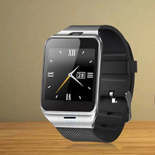 "1.55 ""Cámara Del Reloj de la tarjeta SIM GSM Smartwatch Impermeable Vida Aplus GV18 reloj teléfono Inteligente para iPhone6 Samsung Android Phone"