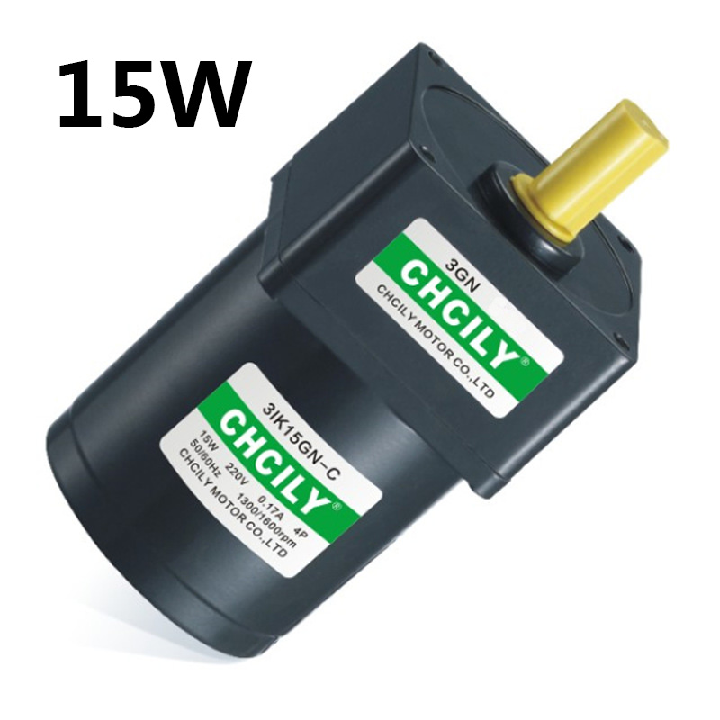 Induction motor 15W Constant speed motor 3IK15GN 110V 220V 70mm Singal phase