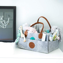 Младенческая корзина для хранения подгузников детские пеленки салфетки сумка держатель для салфеток корзина