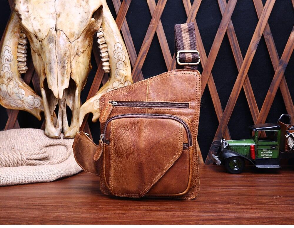 B214---Genuine Leather Men Chest Bag _01 (27)