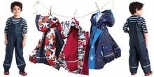Summer childrens clothing Korean quality of cartoon elephant pocket Kids Boys Girls Free Shipping