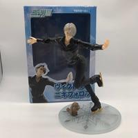 21cm YURI On ICE Victor Nikiforov Collectors PVC Action Figure Toys Christmas Gift