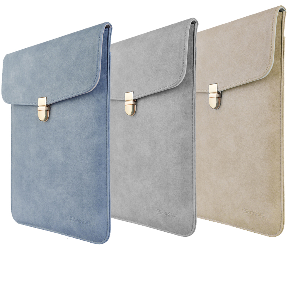 Slim Laptop Bag Case For Macbook Air 11 Pro Retina 13 Sleeve Notebook Cover For Dell Asus Toshiba Lenovo Hp Acer 13.3 14