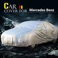 New Car Cover Coupe Sedan Wagon Sun Snow Rain Scratch Resistant Waterproof Cover For Mercedes Benz C160 C180 C200 C220 C230 C250
