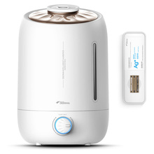 Free shipping new the mute mini air conditioner humidifier humidifier household bedroom office air purifier fragrance