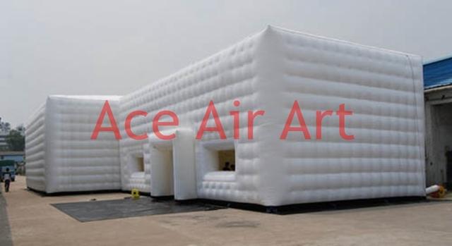 Cabine de ar casamento cabine de fotos inflável para a venda