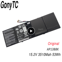 Original For Acer AP13B8K Laptop Battery For Aspire V5 R7 V5 572G V5 573G V5 472G V5 473G V5 552G M5 583P V5 572P R7 571 AP13B3K