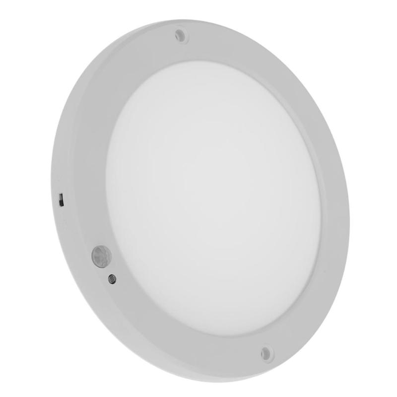 15W 18W LED Night Light Round PIR Motion Sensor LED Panel Light Ultra Thin Downlight Mounted Ceiling Recessed Light Down Lamp pir infrared motion sensor led tube light 220v ceiling lamp radar motion sensor 12w 15w 18w smd5730