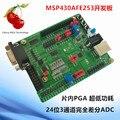 Msp430afe253 макетная плата 24 бит ADC