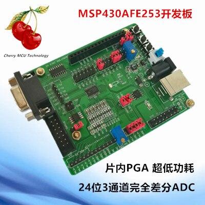 Msp430afe253 carte de développement 24 bits ADC