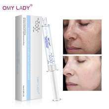 OMYLADY  Face Serum Tights Anti-Wrinkle Anti Aging Collagen Liquid Facial Essence Moisturizing Whitening