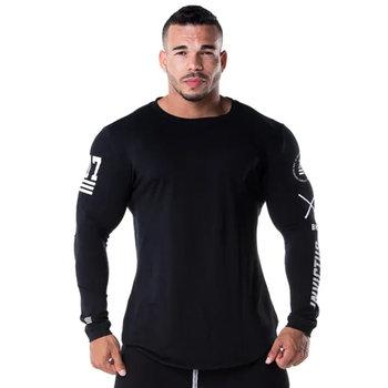 Men's Skinny Long Sleeve Casual Skinny Shirt