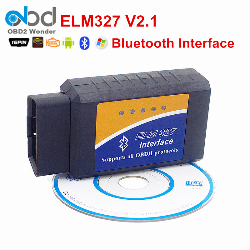 obd2 elm327 v2 1 bluetooth auto diagnostic scanner obd. Black Bedroom Furniture Sets. Home Design Ideas
