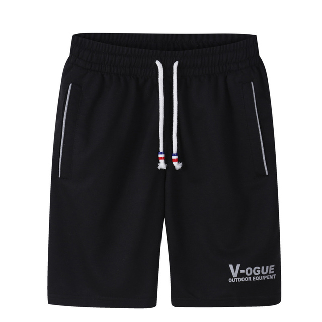 4PC Summer Shorts Men 2019 Casual Shorts Trunks Fitness Workout Beach Shorts Man Breathable Cotton Gym Short Trousers