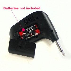Портативный усилитель для электрогитары NUX GP-1, усилитель для наушников со встроенным эффектом искривления, высококачественные детали для гитары