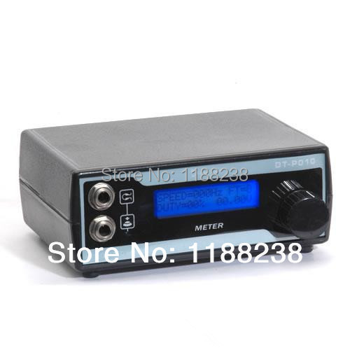 Professional Newest Digital LCD Display Tattoo Power Supply for tattoo machine tattoo gun tattoo supplies Free Shipping