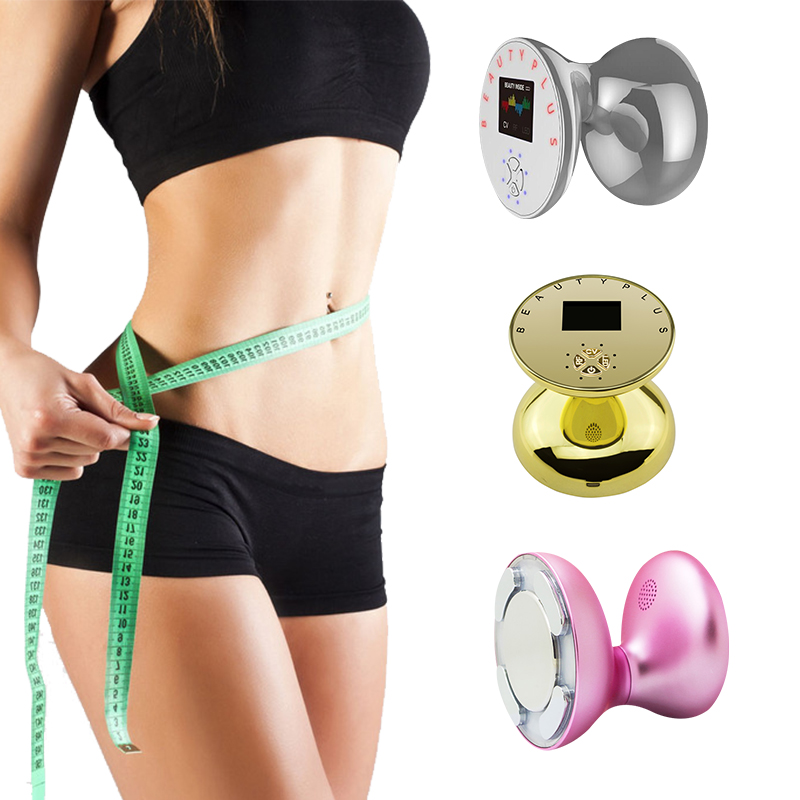 RF Ultrasonic Cavitation Body Slimming Massager Anti Cellulite Fat Burner Weight Loss Ultrasound Radio Frequency Red LED