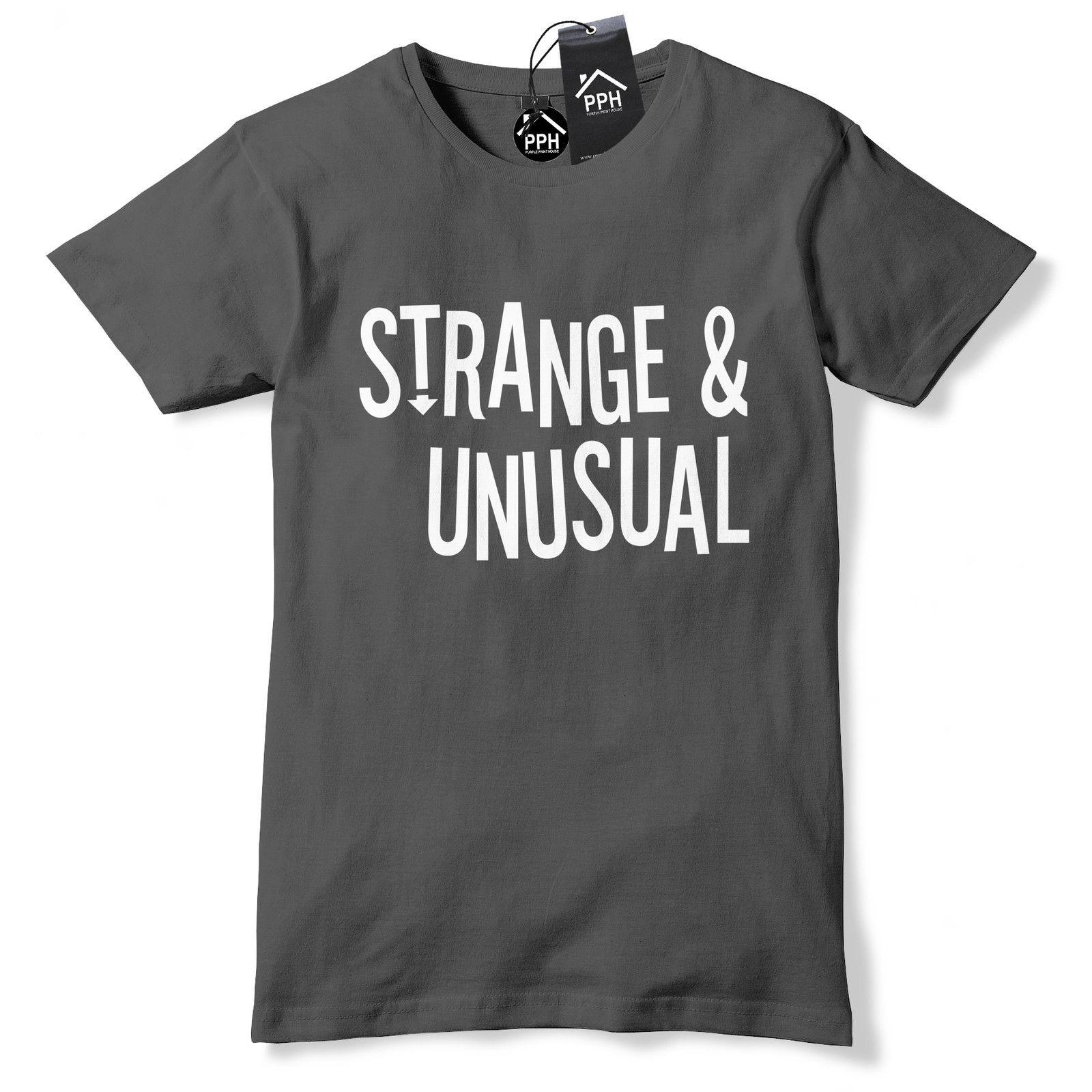 Strange and Unusual Mens Tshirt Halloween Costume Freak Boys Top Geek 446 Summer Men'S fashion Tee,Comfortable t shirt