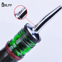 BXLYY 1pc Stainless Steel Pouring Wine Tools Accessories Bar Cocktail Regulator Wedding Unicorn Party Garden 7z