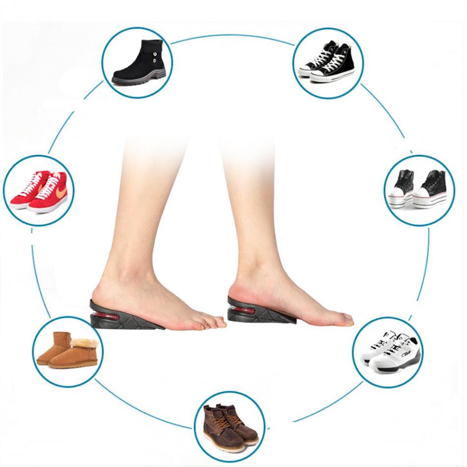 Liefern 1 Paar Ferse Pads Silikon Weiche U-form Heels Unterstützung 3d Gel Kissen Stoßfest Einfügen Einlegesohle Schmerzen Relief Fuß Pflege Liefert Schuhe