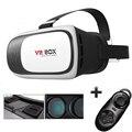 """Глава Гора Пластиковые VR BOX II 2.0 Версия VR Виртуальная Реальность Очки Google Картон 3d Игры Кино для 3.5-6.0 """"смартфон мыши"""