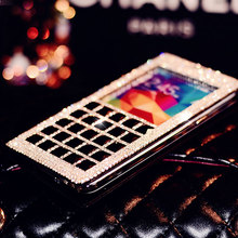 Роскошный блеск Bling ручной работы DIY алмазный камень Folio флип чехол для Samsung Galaxy J5 2016 J510 5.2 «кристалл горный хрусталь крышка