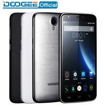 Liquidation Doogee Y100 plus mobile téléphones 5.5 Pouces HD 2 GB RAM + 16 GB ROM Android5.1 Double SIM MTK6735 Quad Core GSM WCDMA LTE