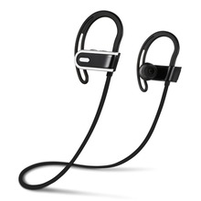 H1 Wi-fi Headphones Wi-fi Earphone Earbuds Ear Hook Stereo Music Headset Arms-free Sports activities Earphones With Mic