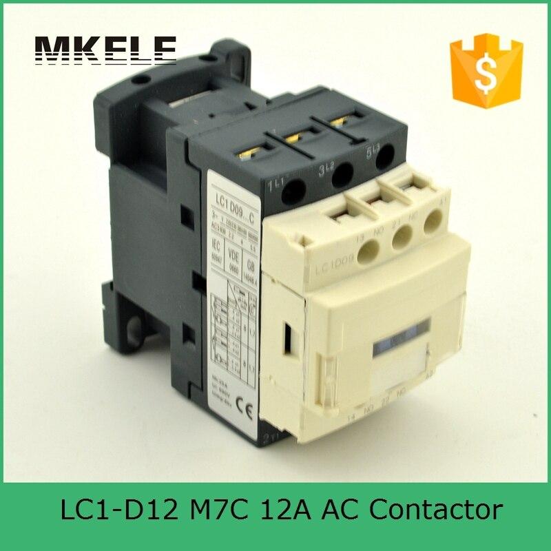 Telemecanique LC1D12  24 Volts
