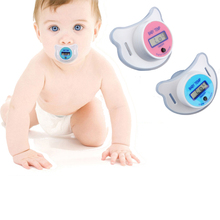 Pacifier Mouth Thermometer