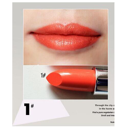 New Long-lasting Waterproof Women Girls Beauty Makeup Sexy Lipstick Moisture Protection Lip Balm Birthday Gift For Friend 7
