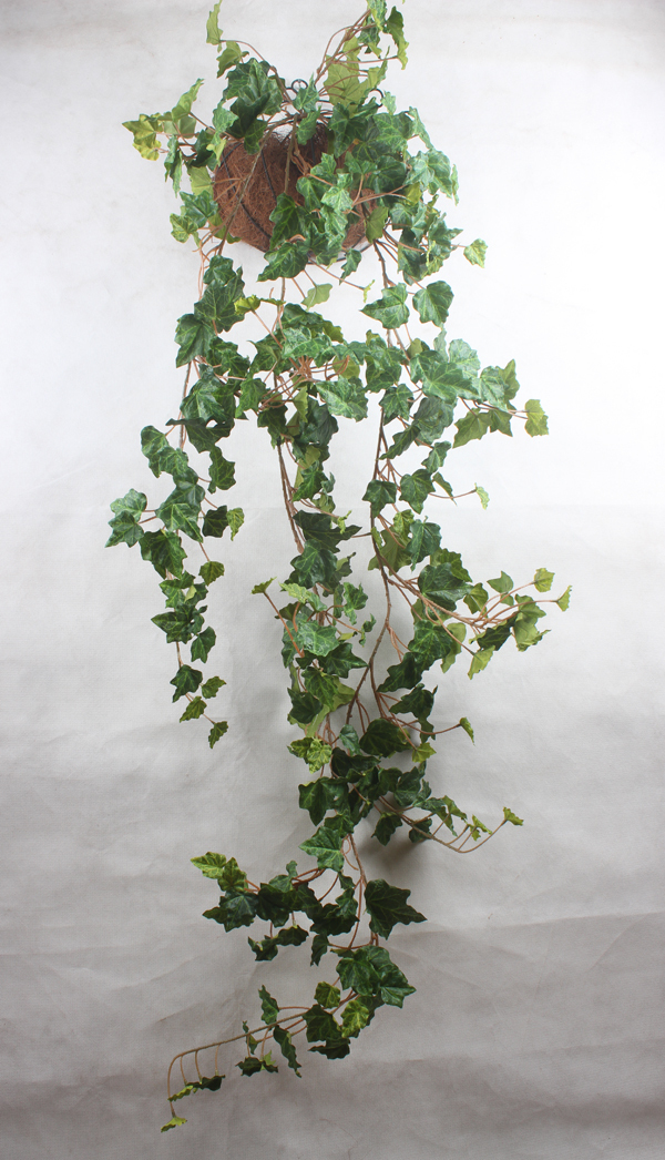 Trailing hanging ivy artificial plants trailing for Artificial plants indoor decoration