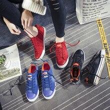 Hip Hop Women Shoes Crystal Flat Canvas Shoes Female Leather Korean Ulzzang Hong Kong Style Female Harajuku Street Shoes