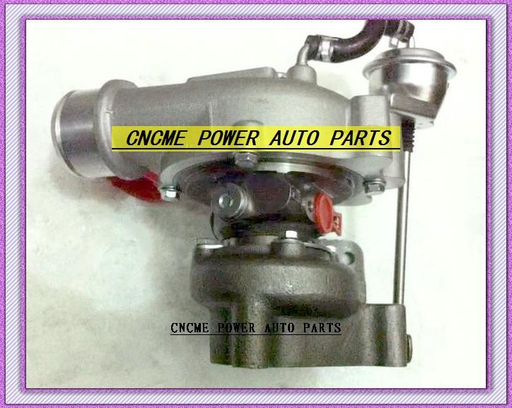 RHF5 8973737771 Turbocharger Turbo For ISUZU D-MAX H Warner 4JA1T (5)