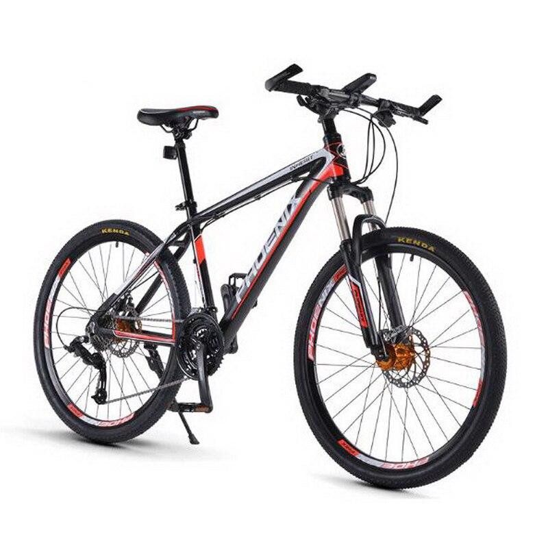 26 дюймов Smart велосипед с переменной скоростью горный велосипед/масло дисковый тормоз/алюминиевая рама и студенток Велосипеды