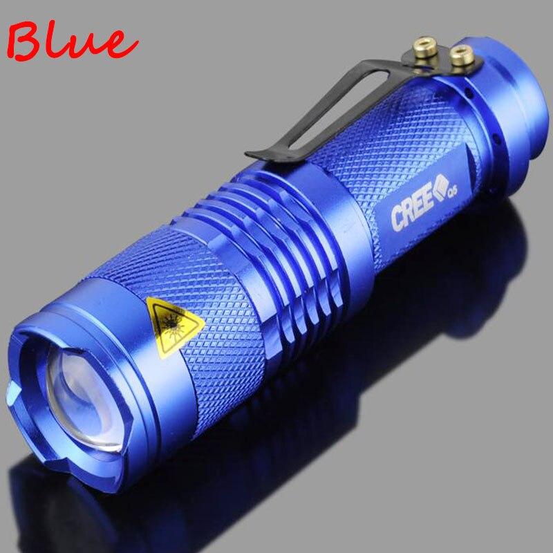 Flashlight Tactical Q5 Powerful Led Flashlight Linternas Luzes Light