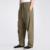 Chinês Hot Cotton Linen Kung Fu dos homens Novos Calça Moda Elástica Wu Shu cintura Lazer Calças S M L XL XXL XXXL 2606-1