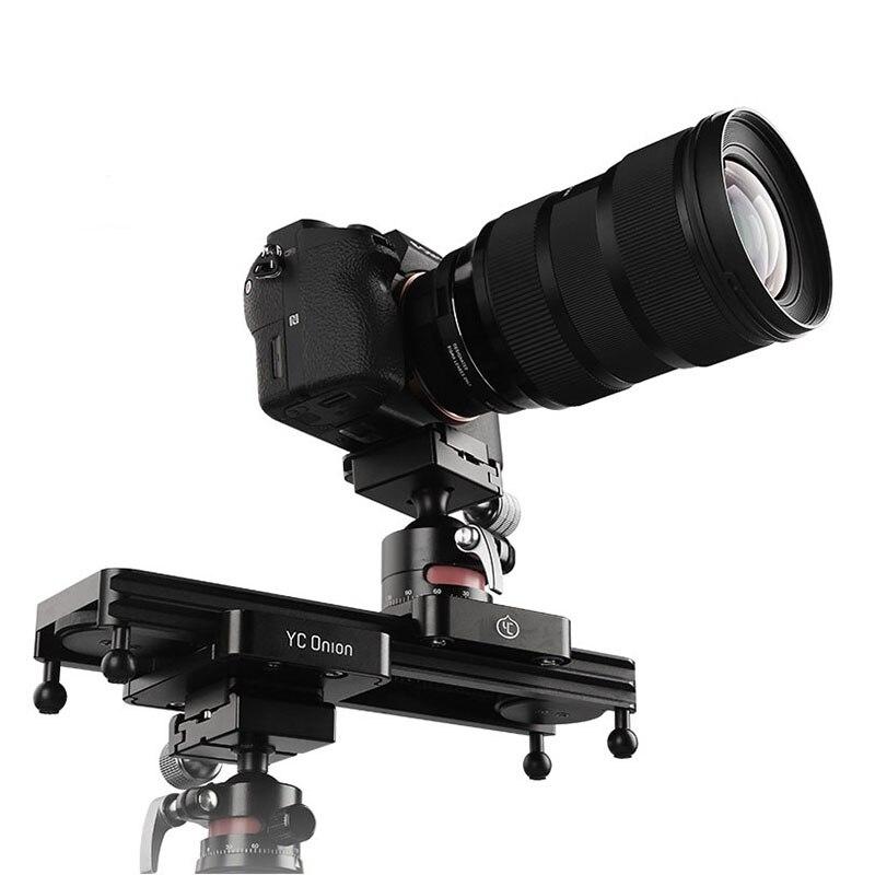 Kolivar 9 /23 cm Pro Mini Caméra Rail Chariot Curseur Avec Amortissement Réglable Pour APPAREIL PHOTO REFLEX NUMÉRIQUE Intelligent téléphone DV Gopro Vidéo
