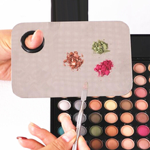 Stainless Steel Makeup Mixing Blending Palette Spatula Tools Makeup