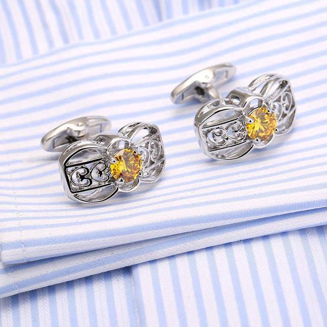 Vagula French Cufflinks Aaa Gemelos Jewelry Shirt Cuff Links Bow Tie Cuffs