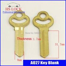 Captura de pantalla 2.5 candado grande izquierda baño House Home Door llaves en bruto suministros de cerrajería llaves en blanco cilvil Horizontal clave máquina A027