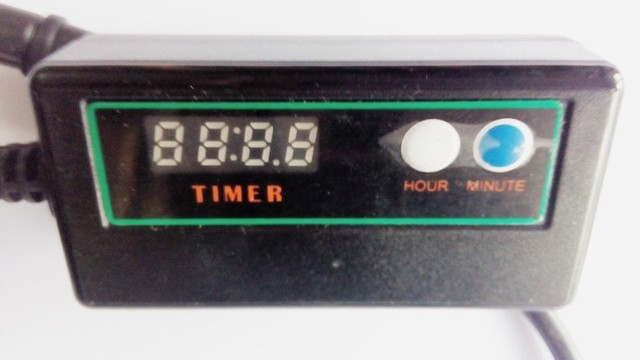 odyssea timer, the spare parts for odyssea T5HO or led lighting