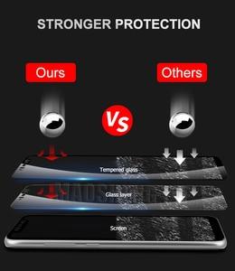 Image 4 - Новинка 9D закаленное стекло для Xiaomi Mi 8 SE Mi 8 Lite Полное покрытие защита экрана закаленное стекло для Xiaomi Mi 8 Lite стеклянная пленка