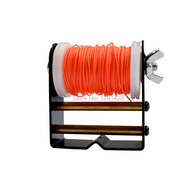 "1PCS Bow String Serving Jip& 1PCS(30 Meter/Roll ) 0.021"" Thickness Bow String Serving Thread For Various Bow,+Free Shipping"
