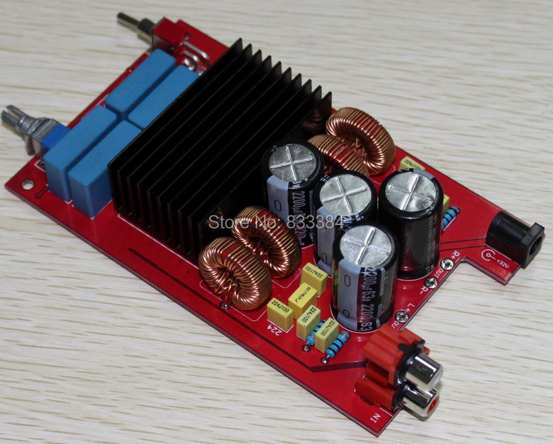 цена на Great TDA7498 100W+100W Class D Audio Amplifier Board DC32v
