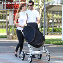 for  douxbebe hot mom pouch yoya yoyaplus stroller canopy Anti-UV shelter, wind proof, mosquito summer accessories
