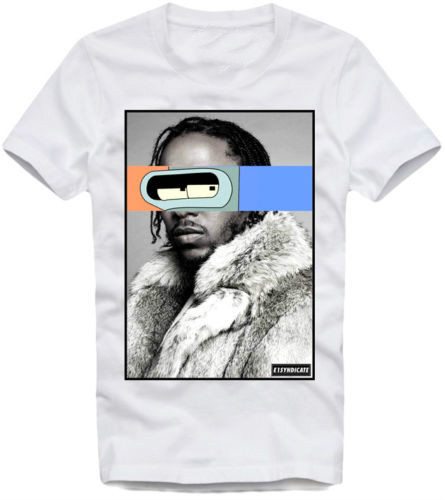 E1SYNDICATE T SHIRT KENDRICK LAMAR LIL PUMP PEEP GHOSTEMANE ESKETIT 3888 in T Shirts from Men 39 s Clothing